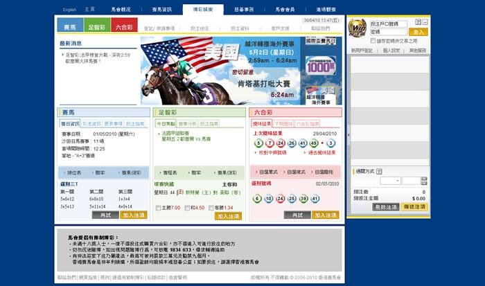 betting url